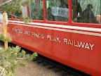 Pikes Peak Railway Train