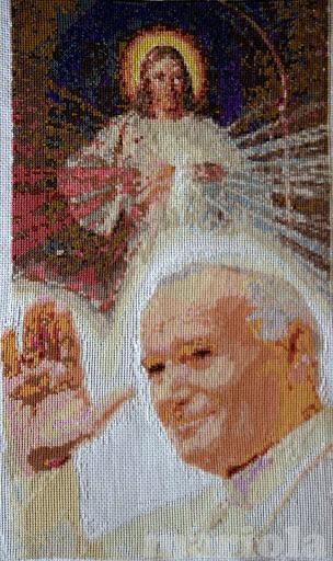 Papież i Jezus