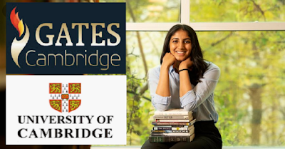 Apply for the Gates Cambridge Scholarships for International Students