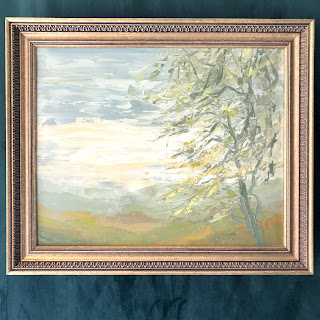 Gilles Emmanuel Gingras Signed Oil Painting
