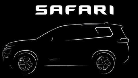 Tata Safari की फिर से हो रही है वापसी!  नए अवतार में लॉन्च होगी दमदार SUV, जल्द शुरू होगी बुकिंग