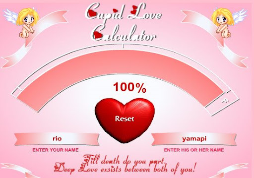 Love Calculator Calculate Your Love And Relationship Image