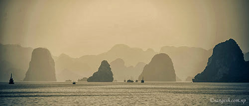 Ha Long Bay - A World Heritage Site