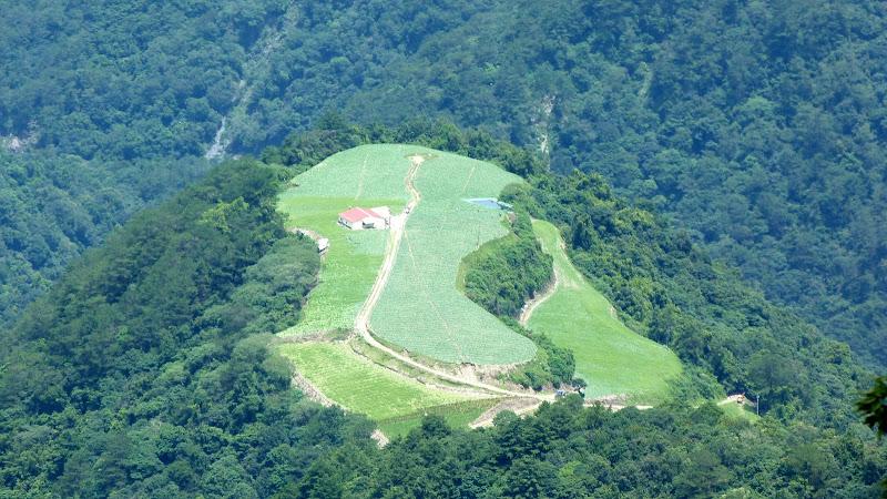 De Puli a Wuling 3275 metres d altitude J 9 - P1160506.JPG