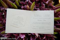 Foto 0041. Marcadores: 17/12/2010, Casamento Christiane e Omar, Convite, Convite de Casamento, Paradiso delle Bomboniere Italia, Rio de Janeiro