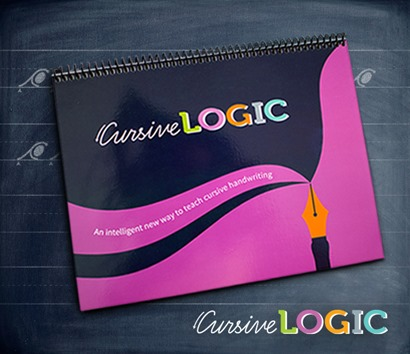 CursiveLogic Workbook Cover ~  CursiveLogic Review