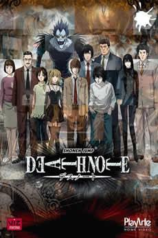 Baixar Série Death Note 1ª Temporada Torrent Grátis
