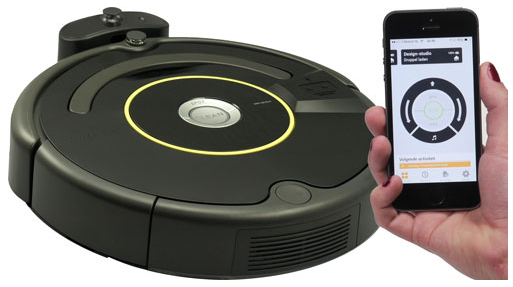 Thinking Cleaner Pour Roomba 700800 La Campagne