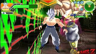 DOWNLOAD!! NOVO MOD DRAGON BALL TENKAICHI TAG TEAM V2 PARA ANDROID (PPSSPP) DBZ TTT MODS