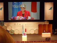 Opening Plenary, Irina Bokhova UNESCO