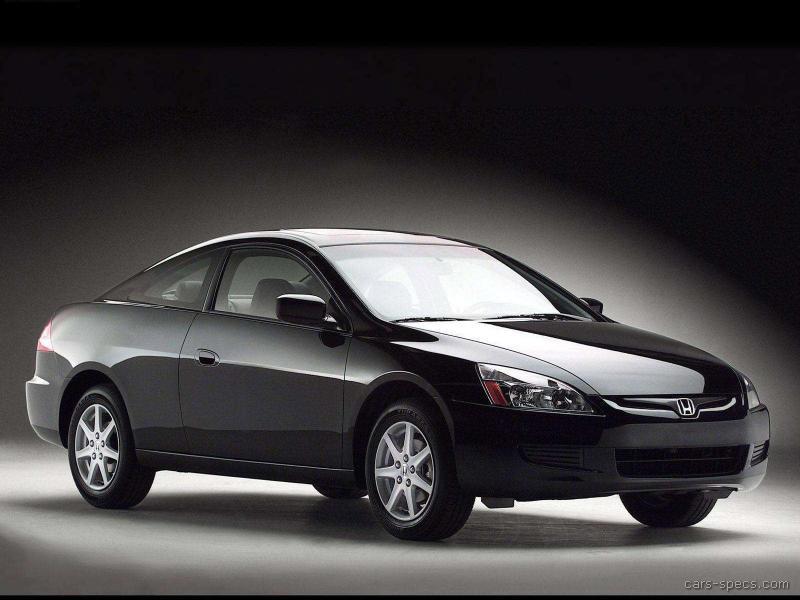 ... 2003 Honda Accord Coupe 00008 ...