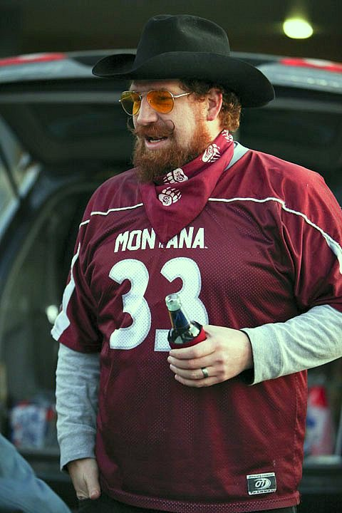 A winning playoff beard.