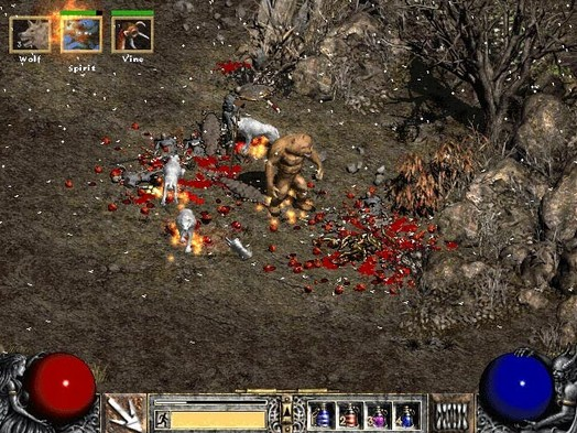 diablo 2 the game free