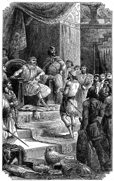 Phoenicians, King Solomon
