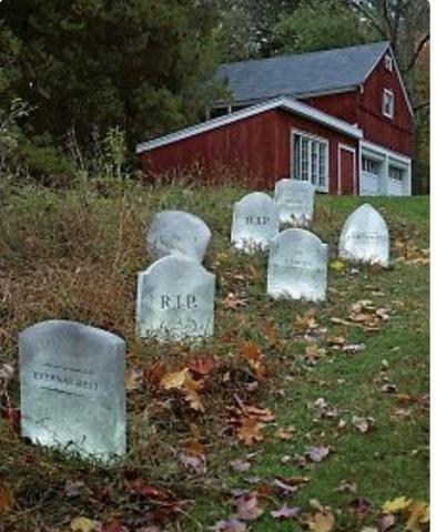 inexpensive Halloween Decorating Ideas
