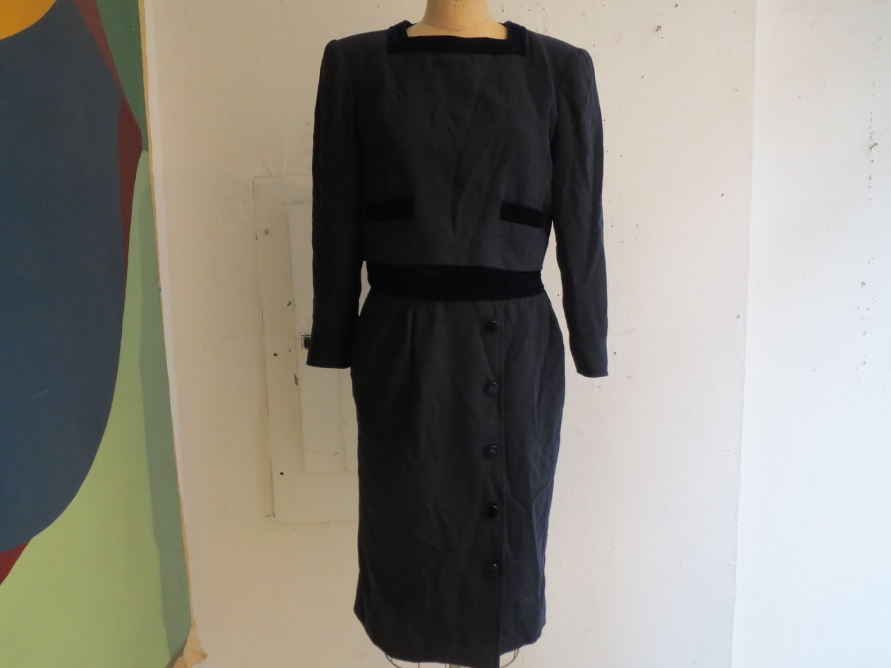 Valentino Boutique Skirt Suit