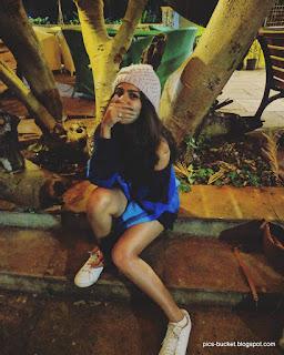Short film Actress & Travel blogger Jaiyetri Makana photos