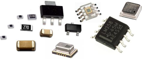 Sản xuất linh kiện điện tử
