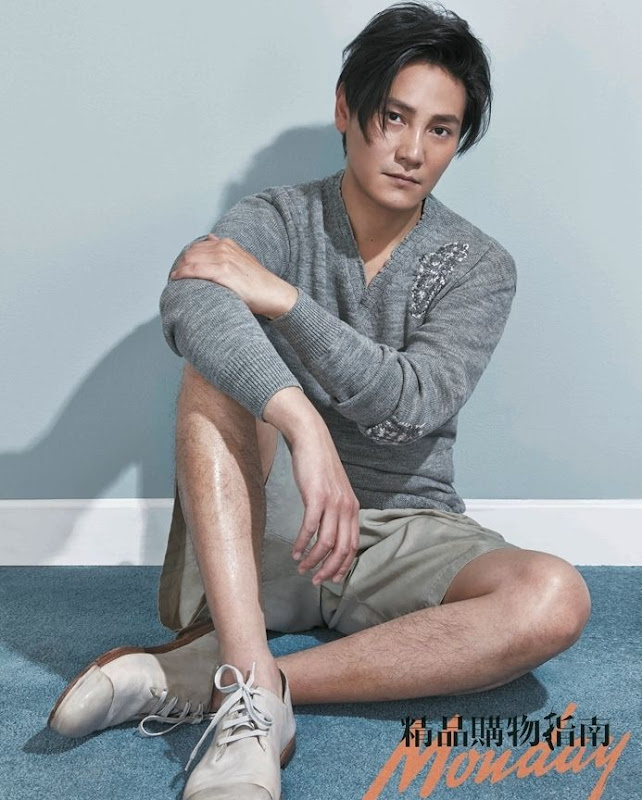 Allen Ting Hong Kong Actor