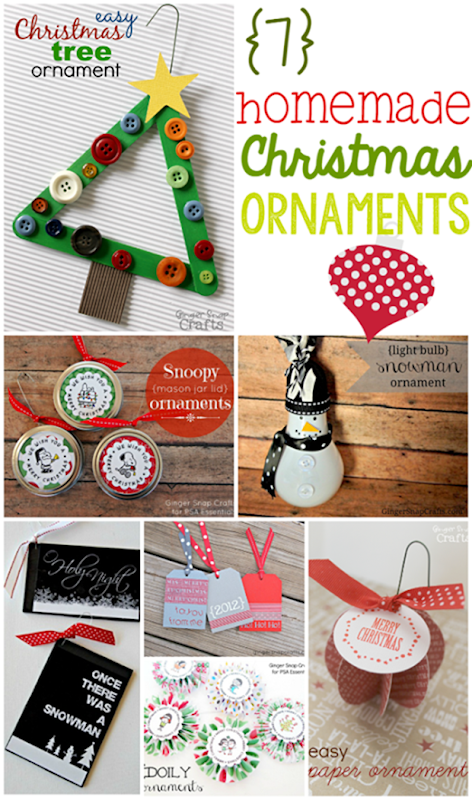 7 Homemade Christmas Ornaments at GingerSnapCrafts.com_thumb[1]