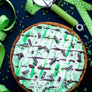 BAILEYS® St. Patrick's Day Dessert Pizza