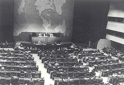 UN General Assembly on 29 November 1947.