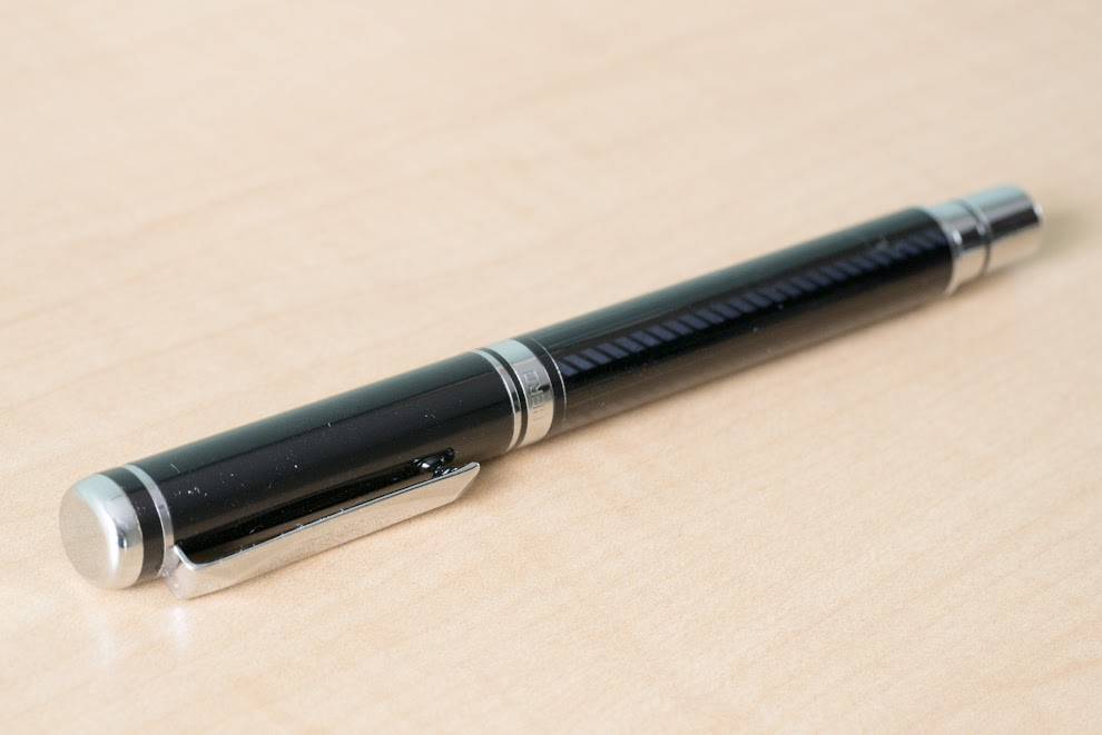Hero 7009 Fountain Pen with Fude Nib