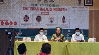 BPJPH: Semua Produk yang Masuk Indonesia Wajib Bersertifikasi Halal