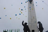 Старт 25-летию Независимости Республики Казахстан