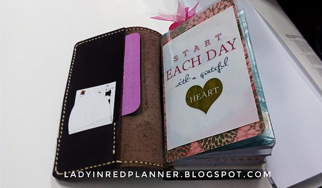 My Planner Setup