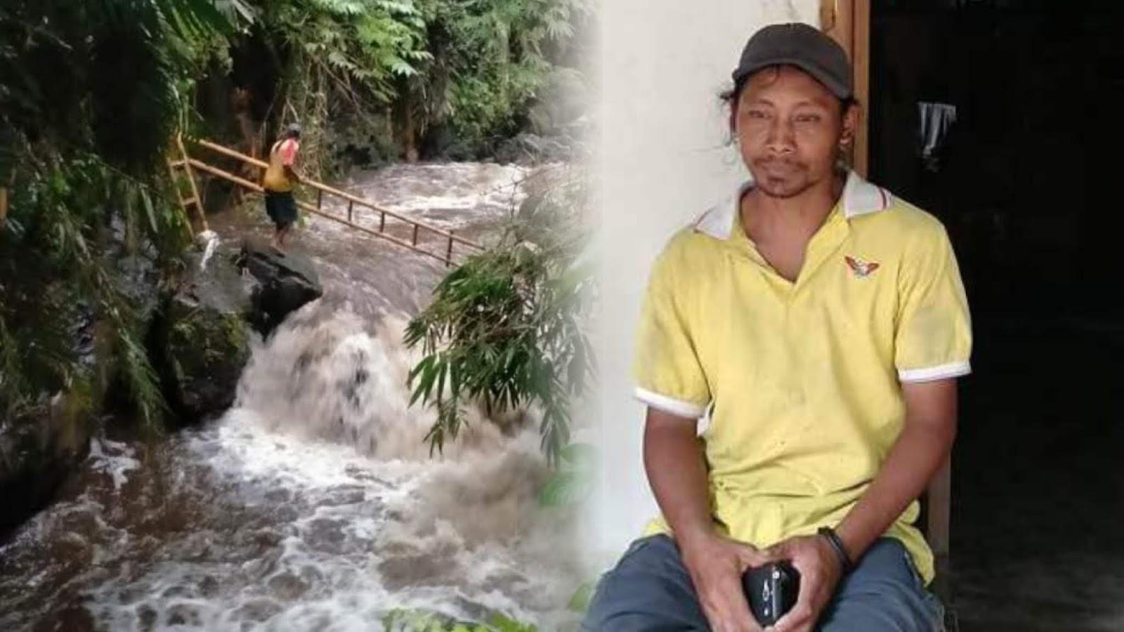 Sosok Kodir, Pemancing Baik Hati yang Viral karena Sendirian Menyelamatkan Puluhan Siswa SMPN 1 Turi