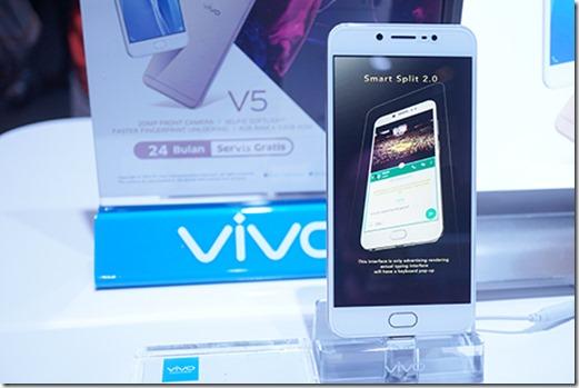 Harga & Spesifikasi Vivo V5, Resmi Diluncurkan di Indonesia