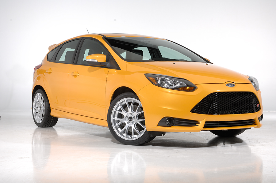 Wheel Options For Your 2013 Ford Focus St The Truth About Tires
