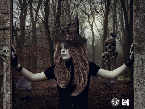 Saf Witch, Gothic Girls