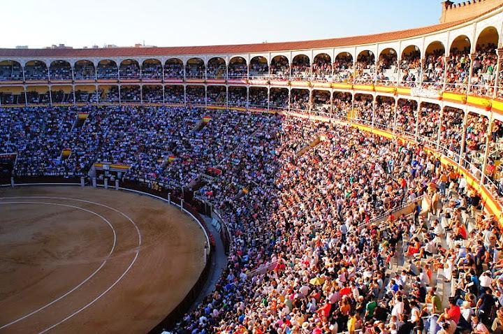 マドリッド闘牛場(スペイン)