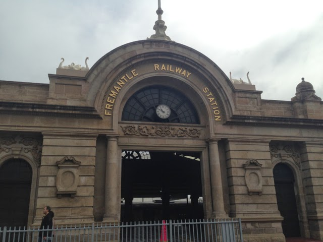 Fremantle Railway Stations