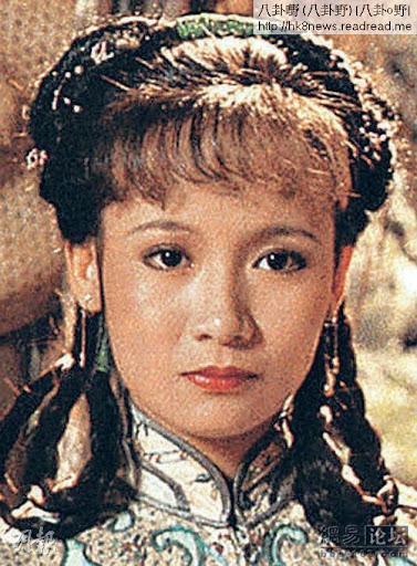 商天娥以往多演靚女角色,例如《鹿鼎記》的美女阿珂。