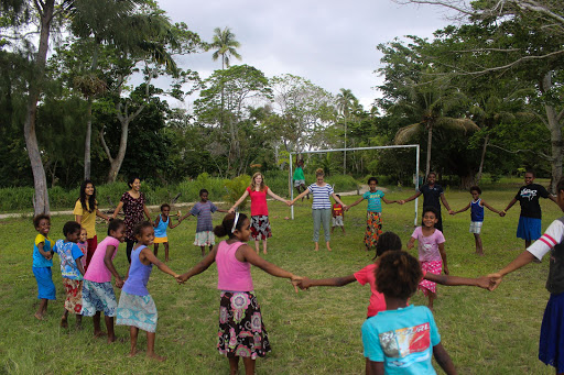 Go Pacific DTS Outreach