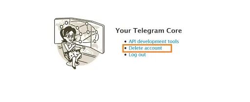 disable-telegram-account