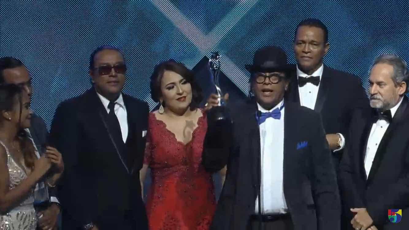 Lista completa de los ganadores de Premios Soberano 2018