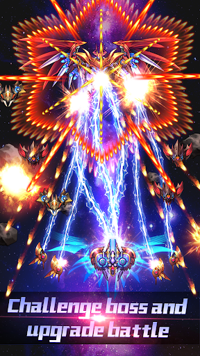 Thunder Assault: Raiden Striker V screenshots 13