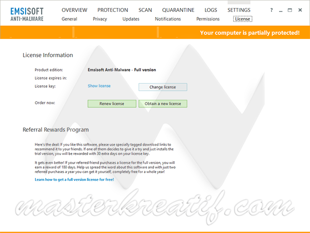 Emsisoft Anti-Malware 11 Full Version