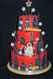 tarta de boda  roja y negra.JPG