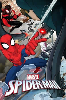 Baixar Série Spider-Man 2ª Temporada Torrent Grátis