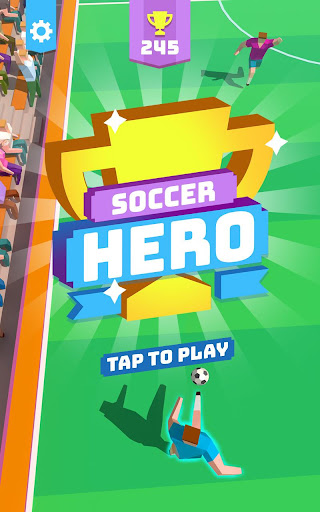 Soccer Hero - Endless Football Run 1.3.2 screenshots 18