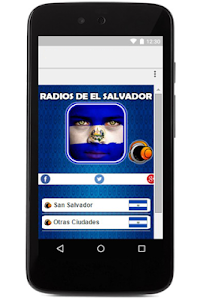 Radios de El Salvador en Línea screenshot 0