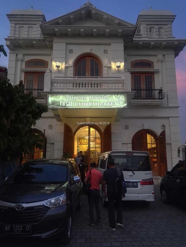 kedai coklat terkenal di yogyakarta