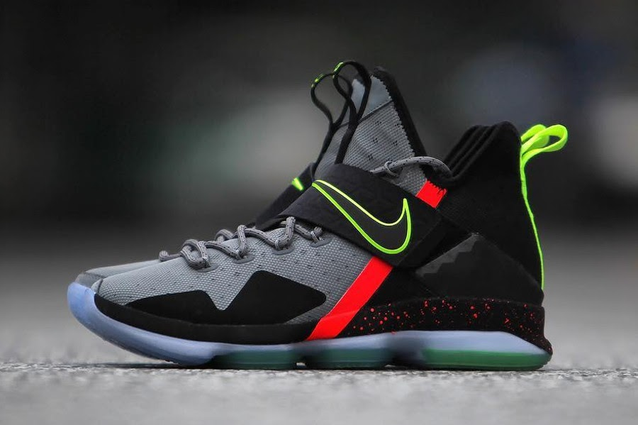 huge selection of 314d6 d933a ... Nike LeBron 14 Out of Nowhere Beauty Shots ...