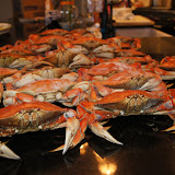 Happy crabs
