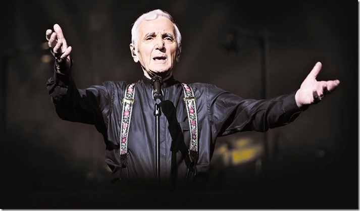 Charles Aznavour en Argentina 2017 ve los detalles y compra tus entradas en Argentina 2017 antes de que esten agotadas